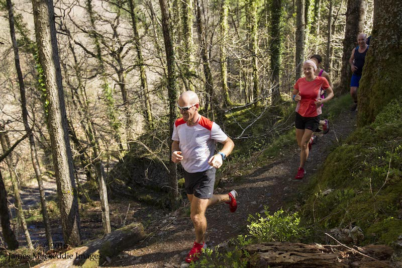 Run Coed Y Brenin Ultra Weekend 6 mile 8
